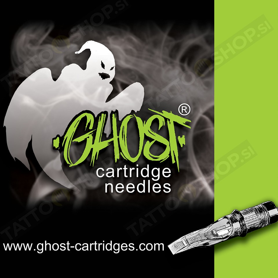 GHOST CARTRIDGE NEEDLES
